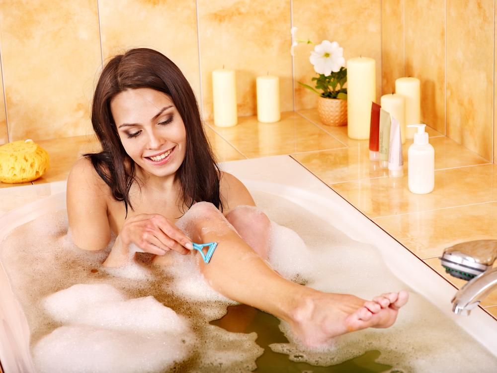 脚痩せ お風呂