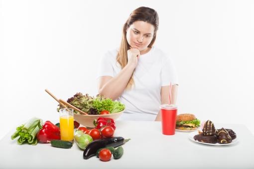 筋トレの消費カロリーよりも摂取カロリーのほうが高い