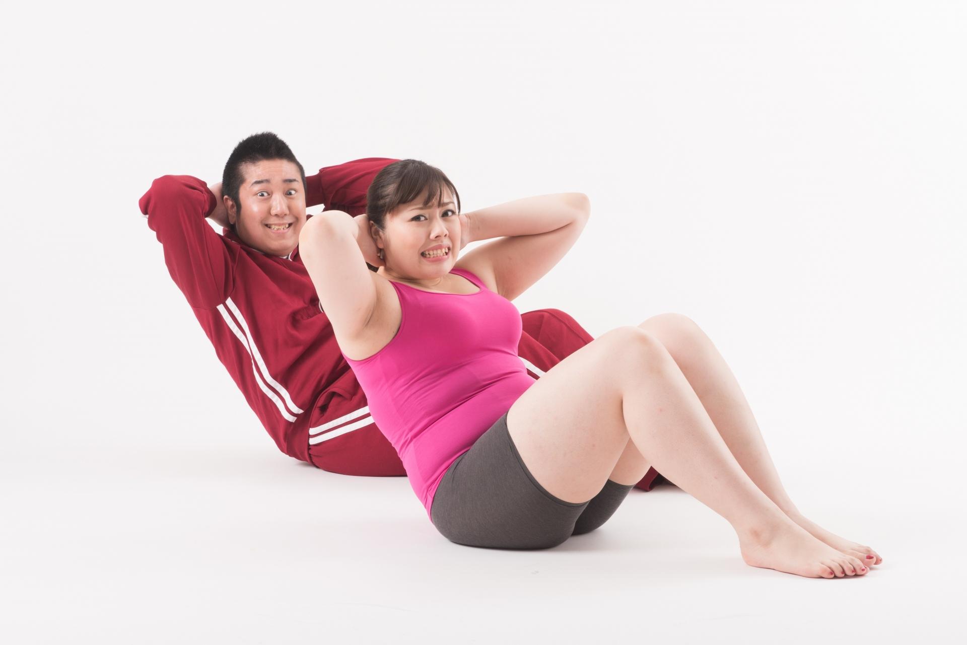 【ダイエット】運動に重きを置くダイエットは成功しない