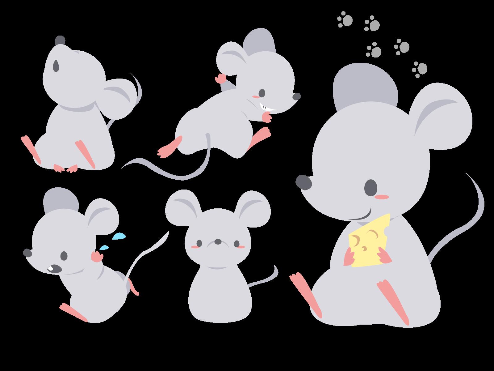 ネズミは可愛い顔してるけど恐ろしい