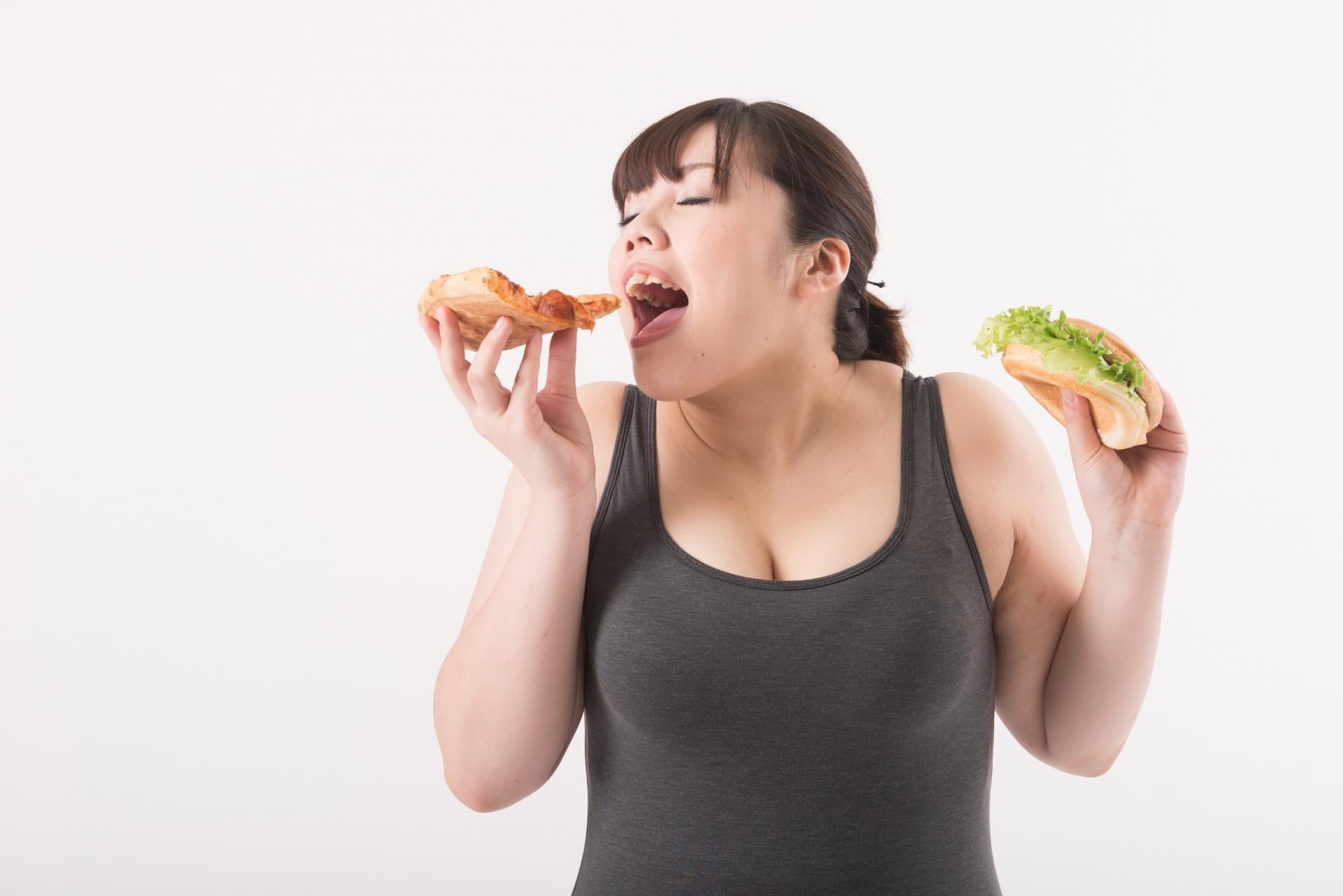パンを食べるとどうして太ってしまうの?