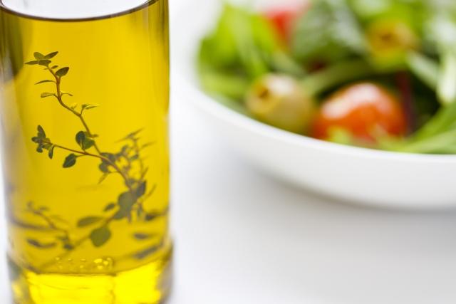 地中海式ダイエットの特徴 オリーブオイル