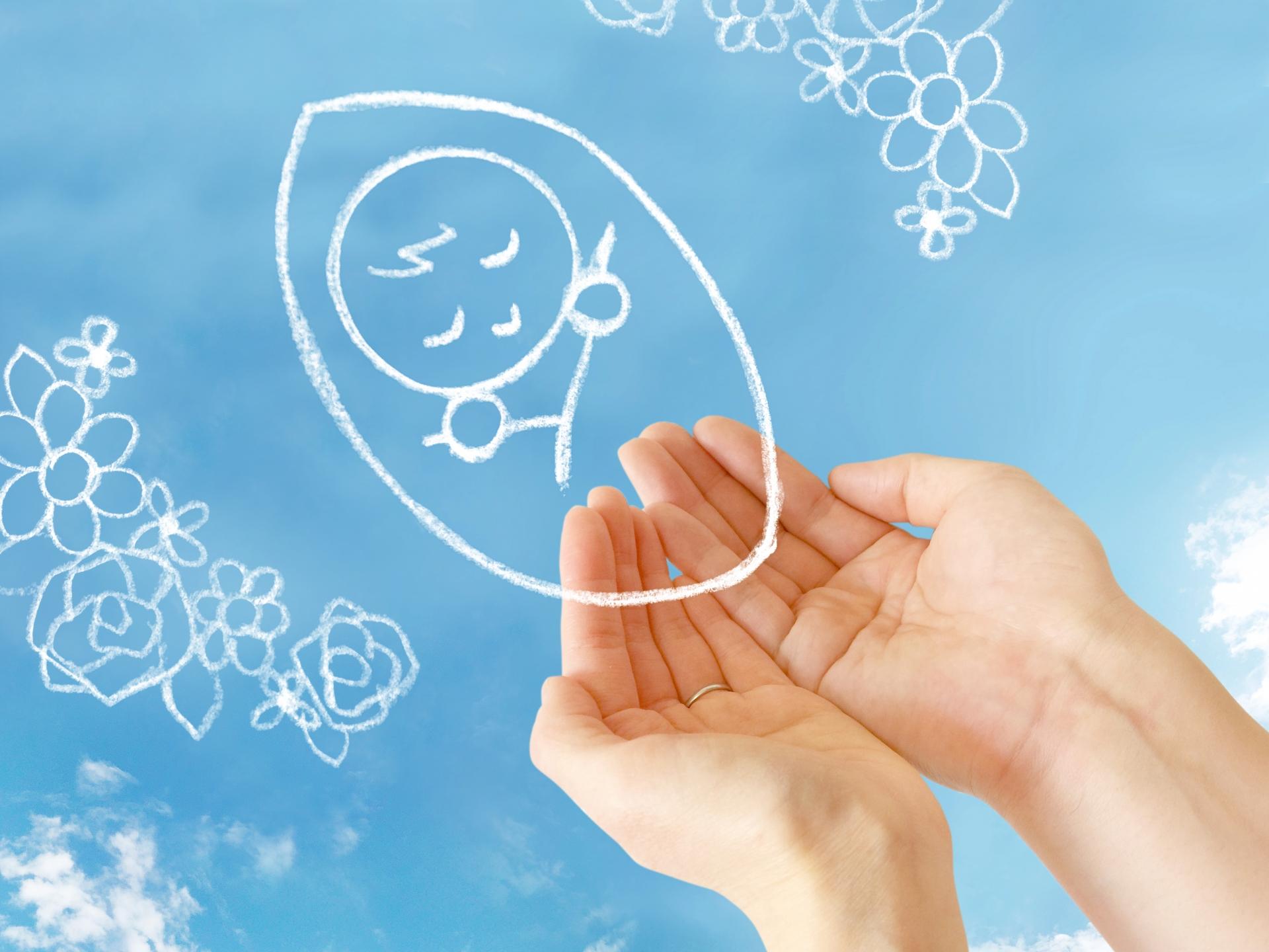 高齢出産時の卵子や子宮の老化によるリスク・病気