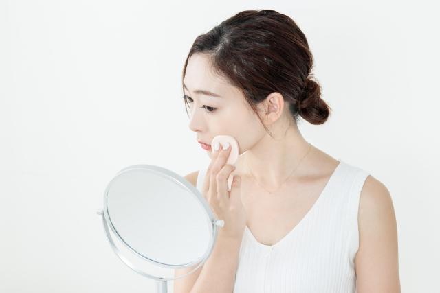 上手な化粧直しの方法